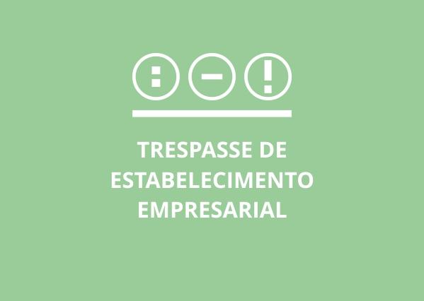 Trespasse de Estabelecimento Empresarial
